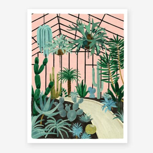 Poster conservatory - All the ways