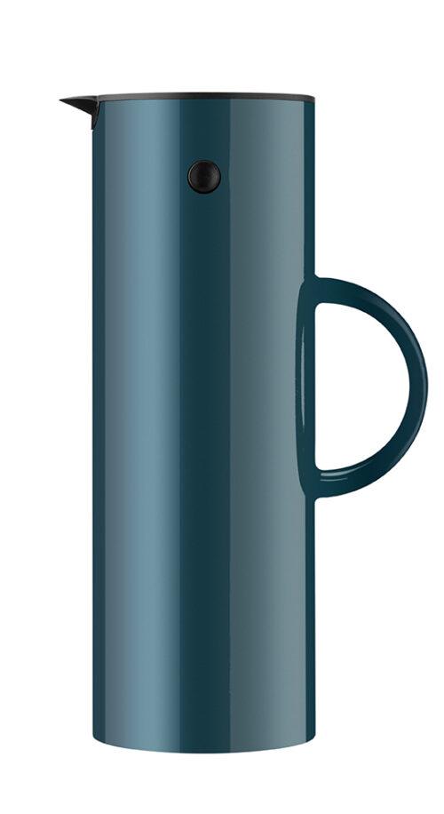 Stelton Vacuum Jug 1l aquapetrol EM77