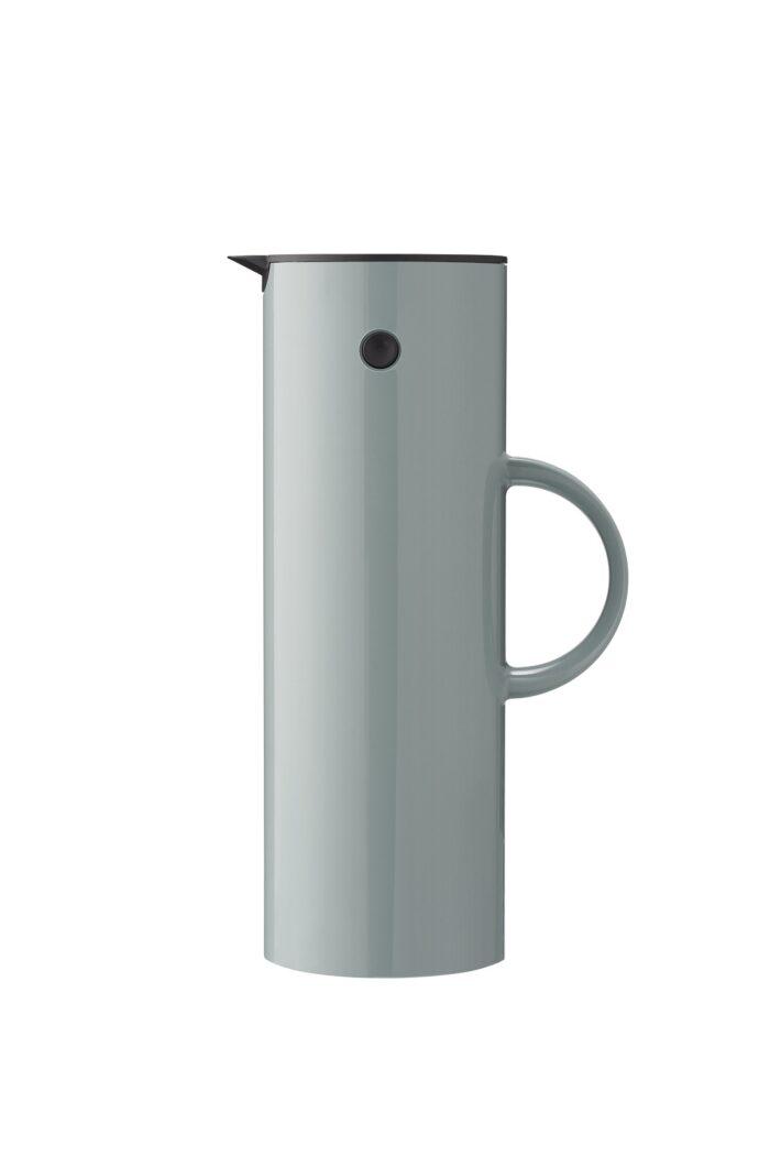 Stelton Vacuum Jug 1l dustygreen EM77