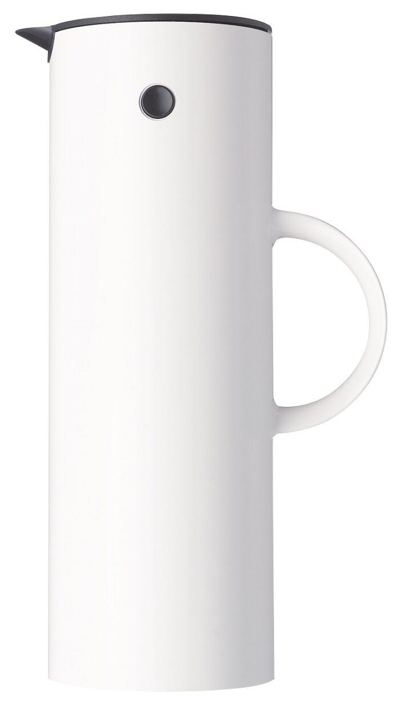 Stelton Vacuum Jug 1l white EM77