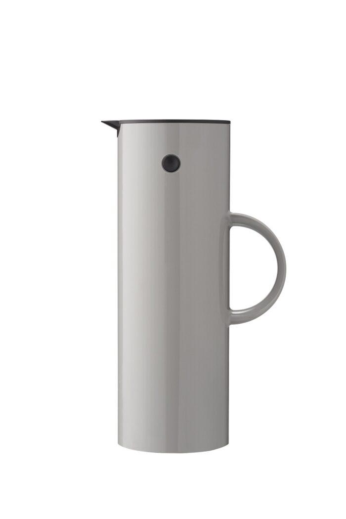 Stelton Vacuum Jug 1l lightgrey EM77