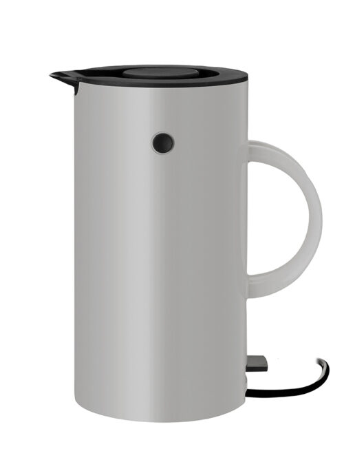 Stelton electric kettle 1.5l lightgrey EM77