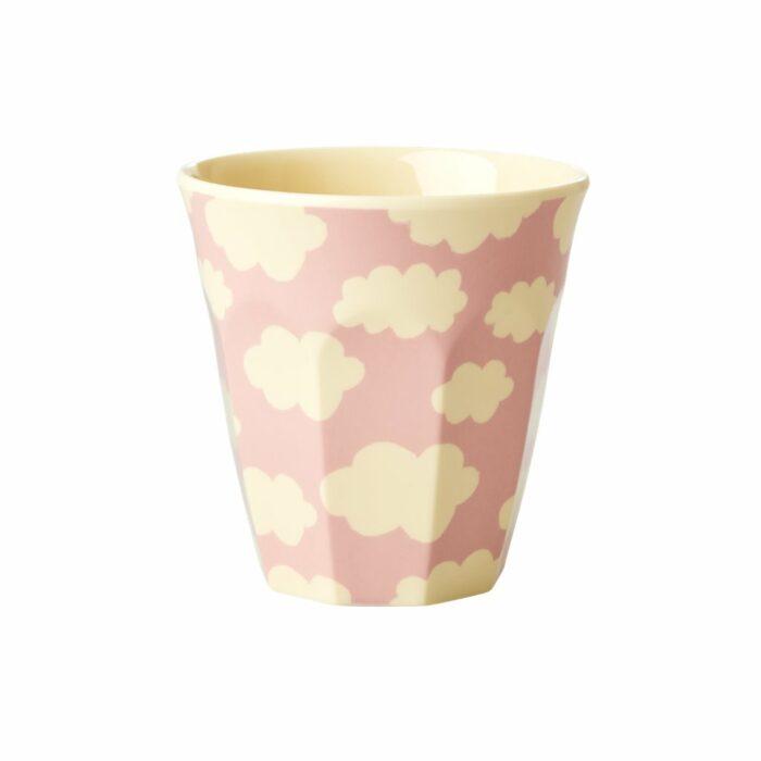 Rice mel. kids cup cloud pink