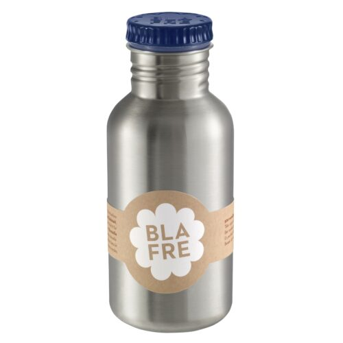 Blafre Steel Bottle 0.5l darkblue