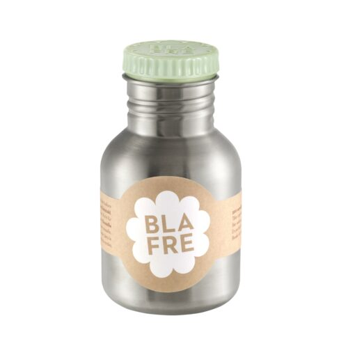 Blafre Steel Bottle 0.3l light green