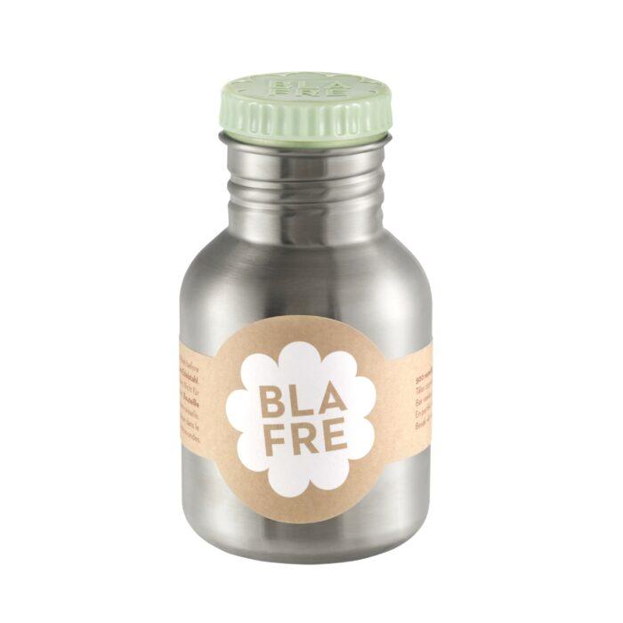 Blafre Steel Bottle 0.3l light green