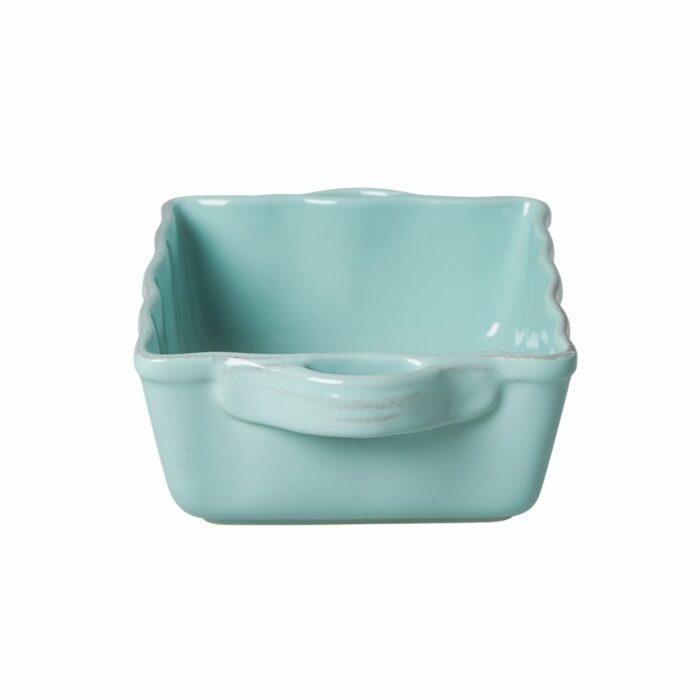 Rice stoneware ovendish Small Mint