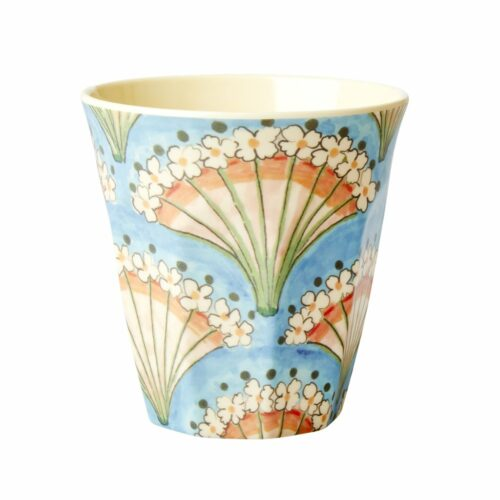 Rice cup M Flower Fan