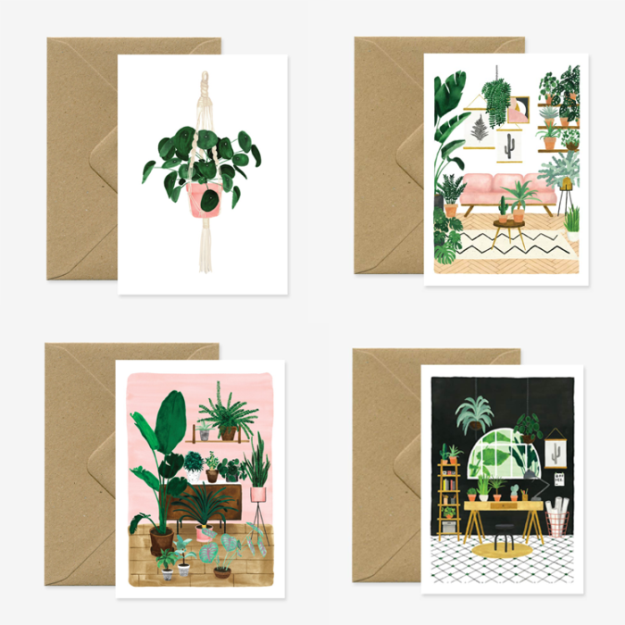 ATWTS kaarten set Urban Jungle 3