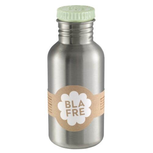 Blafre Steel Bottle 0.5l lightgreen