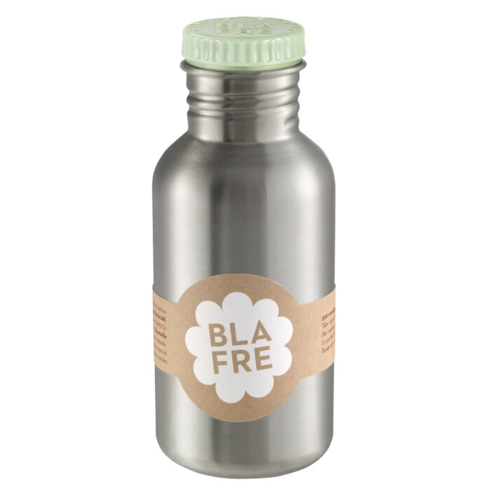 Blafre Steel Bottle 0.5l lightgreen