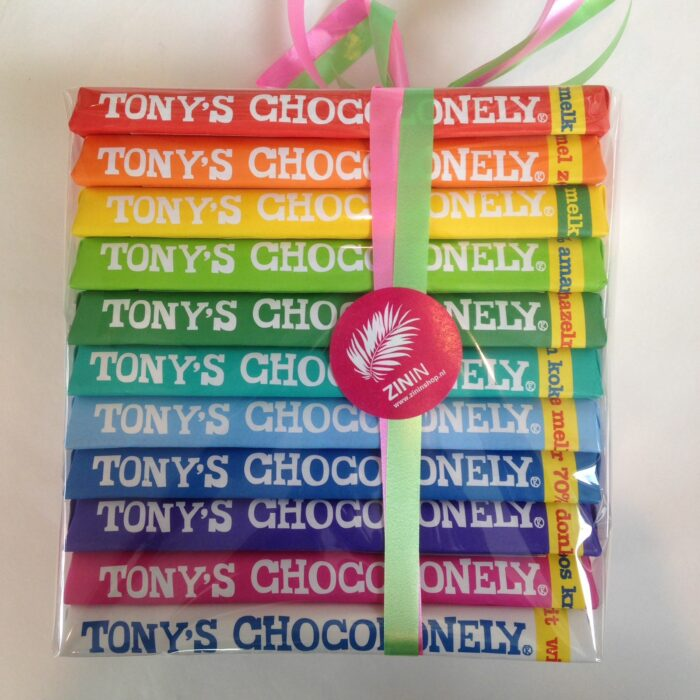 Tony's Giftpack Classic / 11 repen