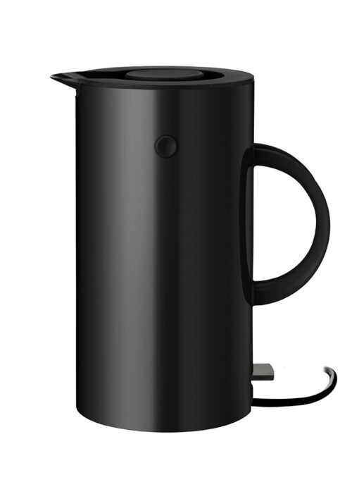 Stelton electric kettle 1.5l black EM77