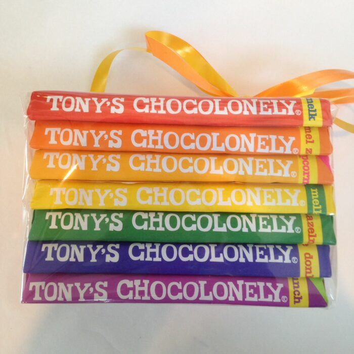 Tony's Giftpack Melk / 7 repen