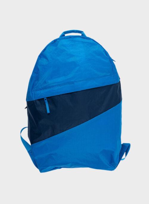 Susan Bijl Foldable backpack L Untitled Pool&Midnight