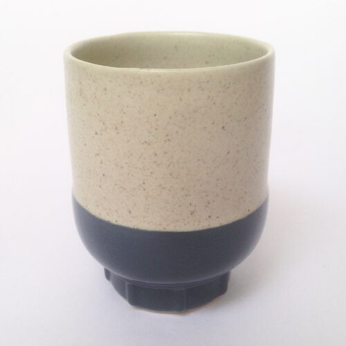 RtS two colour espresso cup grijs
