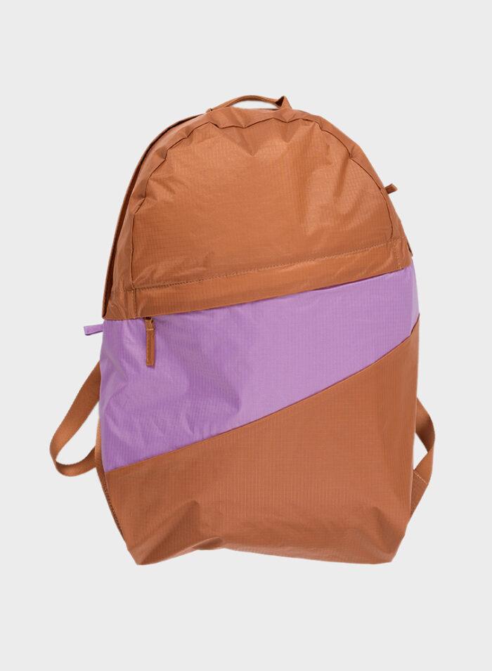 Susan Bijl Foldable backpack L Untitled Horse&Dahlia