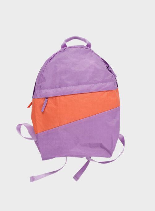 Susan Bijl Foldable backpack M Untitled Dahlia&Lobster
