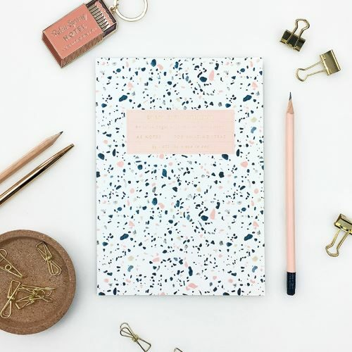 Notebook Terazzo A5 dotted