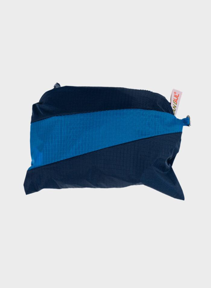 Susan Bijl Foldable backpack M Untitled Midnight&Pool