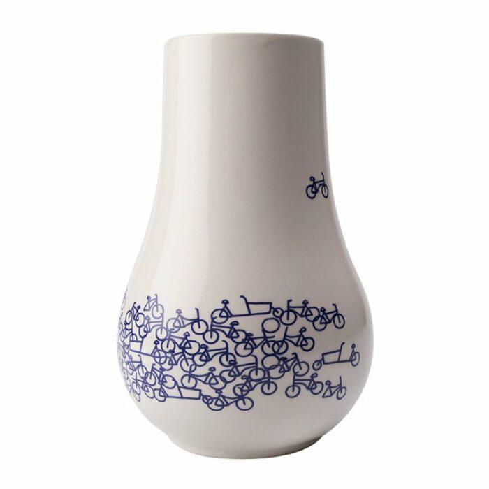 Vaas De Blauwe Fiets N°1