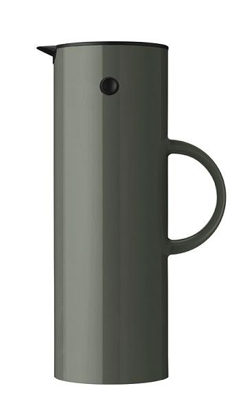 Stelton Vacuum Jug 1l forest EM77