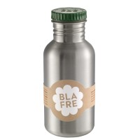Blafre Steel Bottle 0.5l dark green