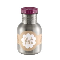 Blafre Steel Bottle 0.3l plum red