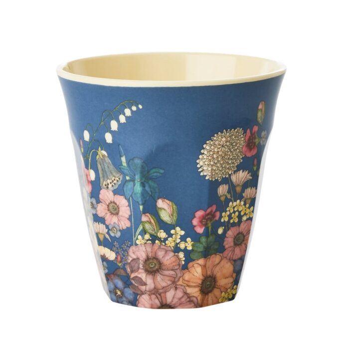 Rice cup M flco print