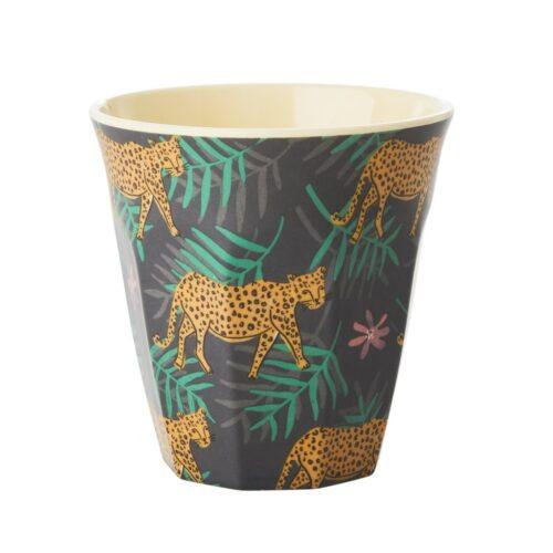 Rice cup M lele print