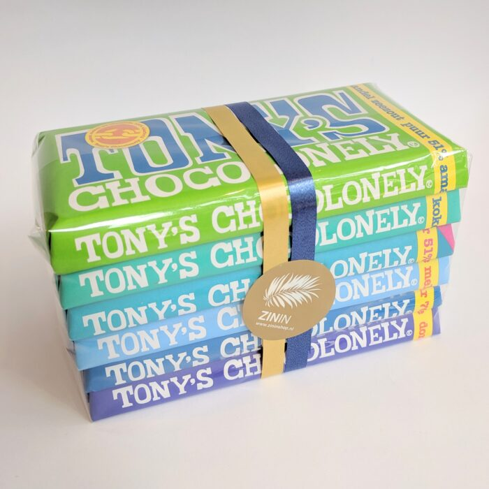 Tony's Giftpack Puur / 6 repen