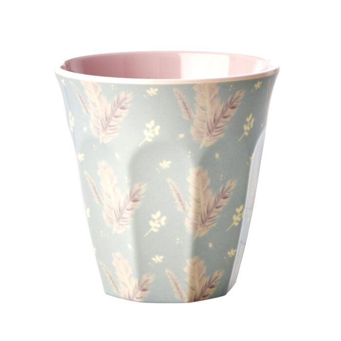 Rice cup M feat print