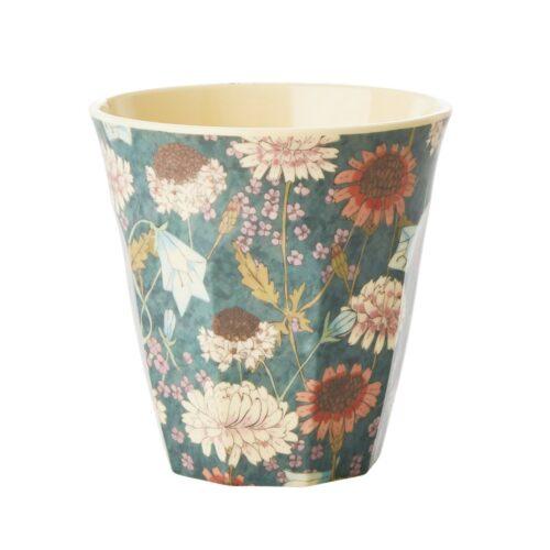 Rice cup M fflo print