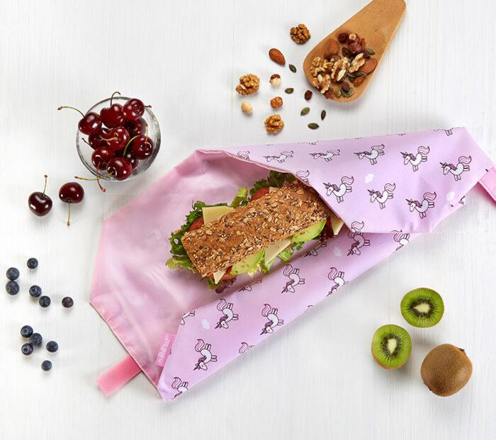 Boc'n'Roll sandwich wrapper Unicorns