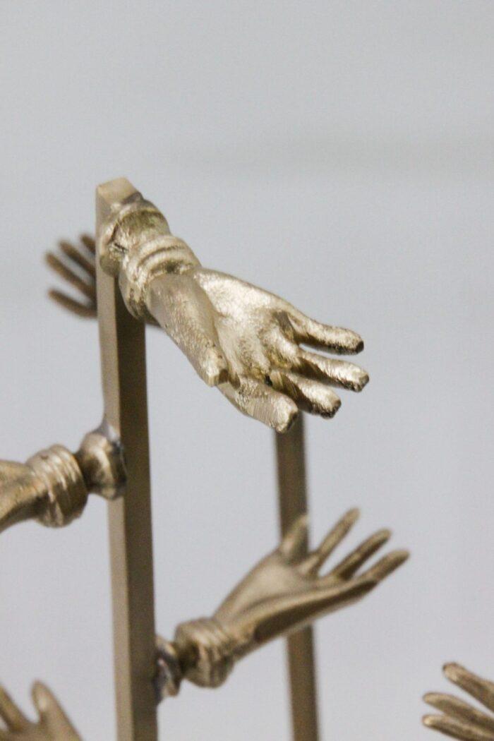 DG Jewelry holder hand Jana multi