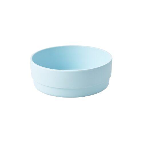 Rice natural fibre bowl mint