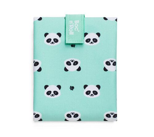 Boc'n'Roll sandwich wrapper Panda