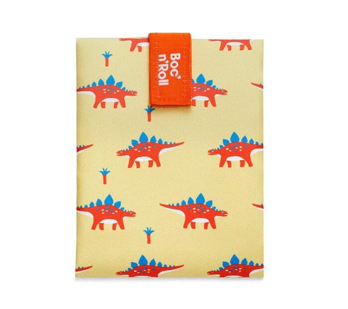 Boc'n'Roll sandwich wrapper Dino