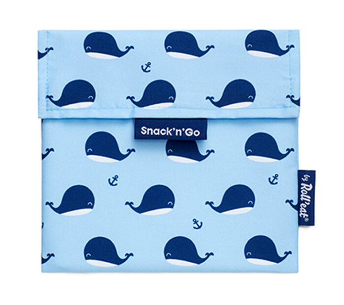 Snack'n'Go Whales