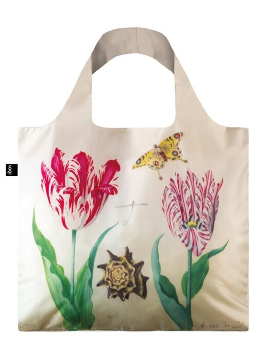 Loqi bag museum Two tulips