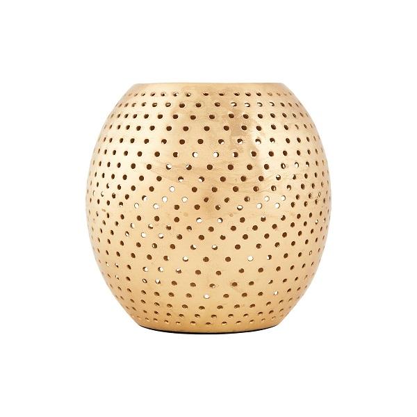 HD candlestand Net Brass