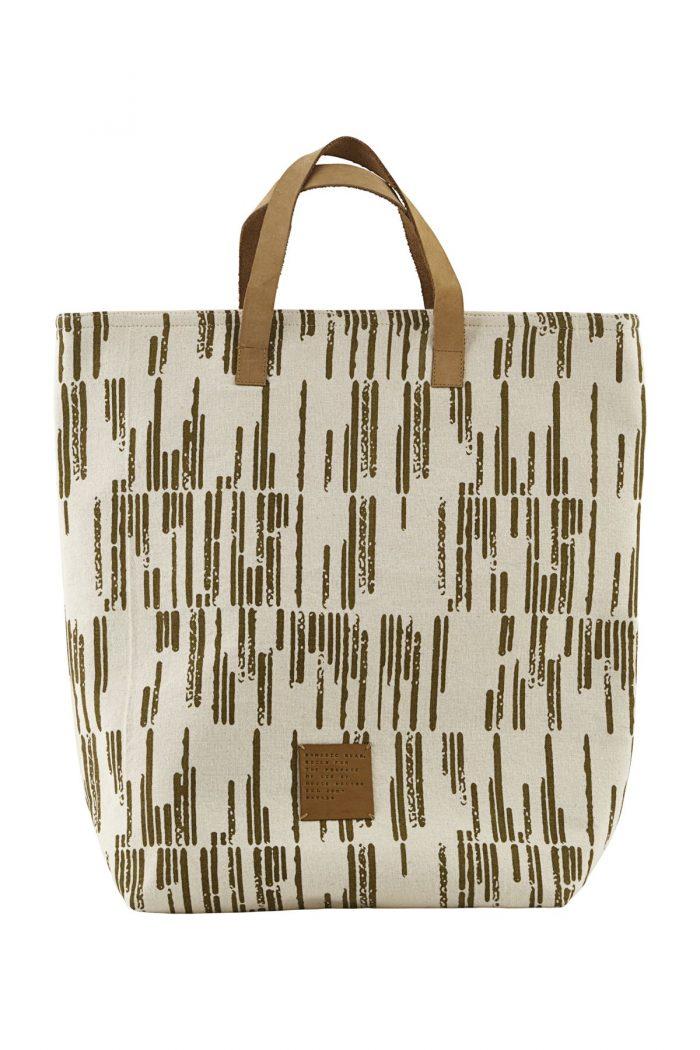 HD shopping bag Row