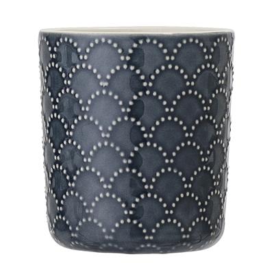 BL Cup Naomi blue 3 stoneware