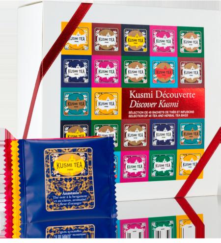 Discover Kusmi Tea Gift Set