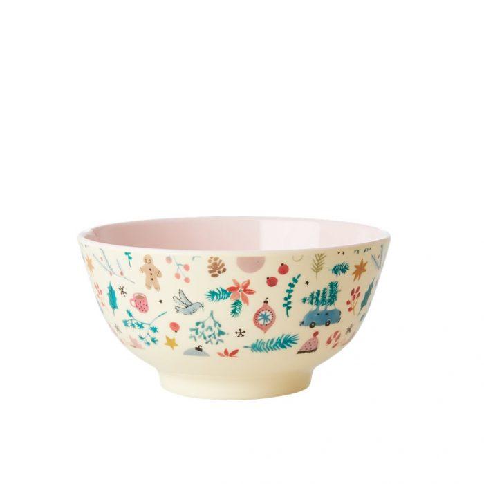 Rice mel bowl xmas auto